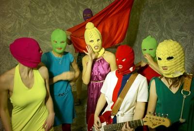Pussy Riot (Bild: Igor Mukhin via Wikipedia)