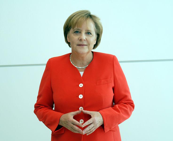 Angela Merkel im Juli 2010 (Foto: Armin Linnartz Quelle: Wikipedia)